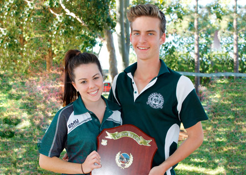 COOK Interhouse Cross Country and Fun Run Champions