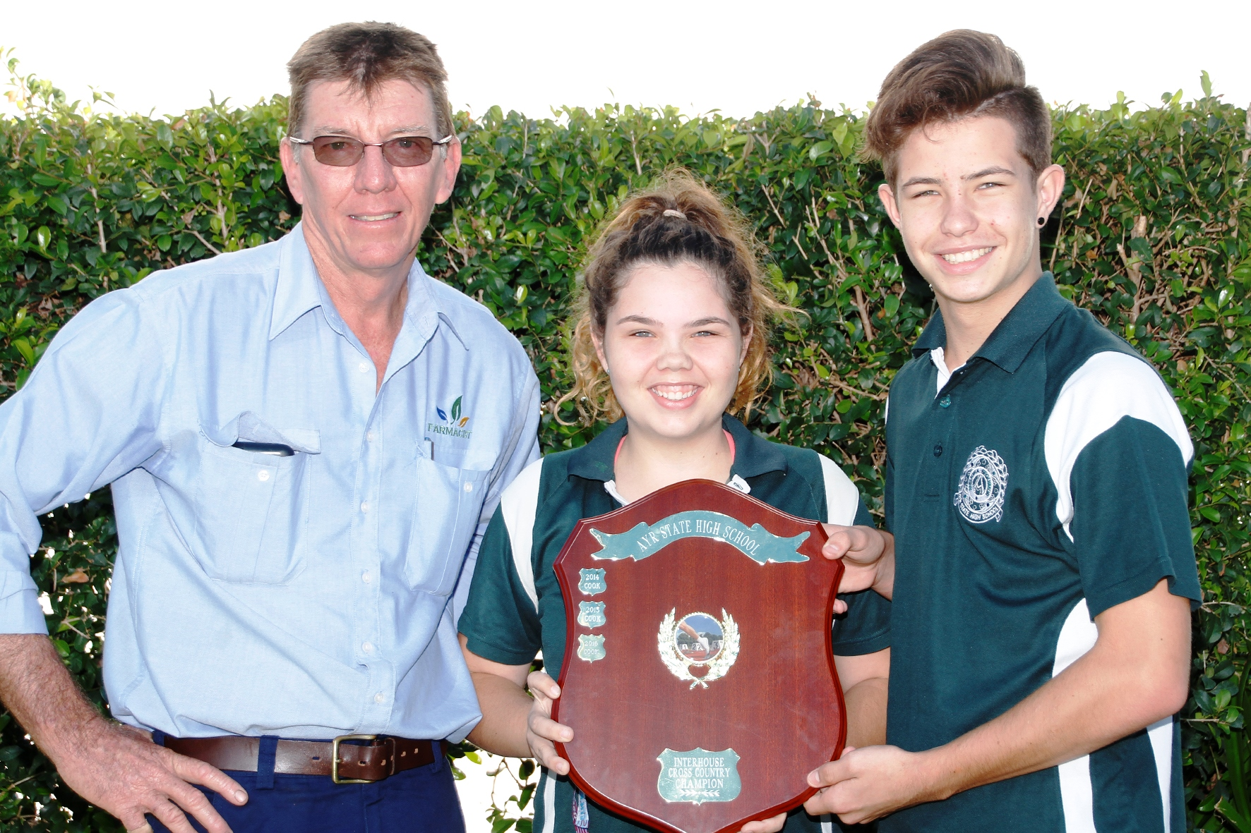 MACQUARIE Surprises all to Win Interhouse Cross Country & Fun Run
