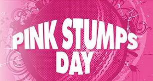 Ayr High Supports Pink Stumps Day