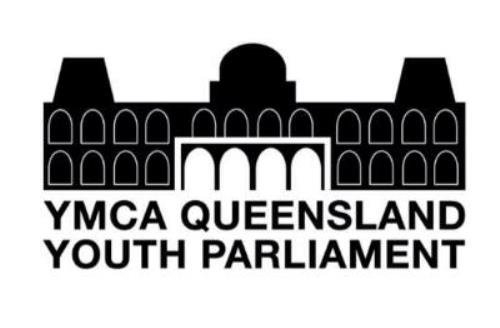 Queensland Youth Parliament Acceptance